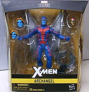 HASBRO MARVEL LEGENDS 2018 X-MEN ARCHANGEL