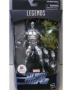HASBRO MARVEL LEGENDS 2018 WALGREENS限定 SILVER SURFER パッケージ傷み特価