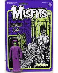 SUPER 7 REACTION FIGURES 3.75インチアクションフィギュア MISFITS THE FIEND [EARTH A.D.]