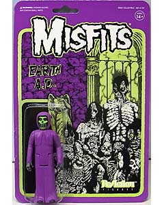 SUPER 7 REACTION FIGURES 3.75インチアクションフィギュア MISFITS THE FIEND [EARTH A.D.] [VARIANT]