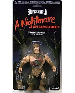FUNKO SAVAGE WORLD 5.5インチアクションフィギュア A NIGHTMARE ON ELM STREET FREDDY KREUGER