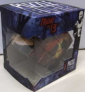 MEZCO PUZZLE BLOX FRIDAY THE 13TH JASON VOORHEES