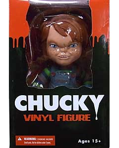 MEZCO CHILD'S PLAY GOOD GUYS CHUCKY STYLIZED ROTO FIGURE パッケージ傷み特価