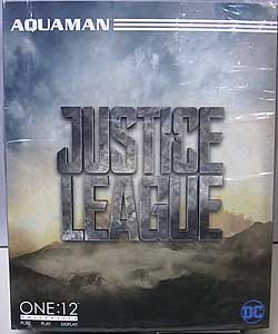 MEZCO ONE:12 COLLECTIVE 映画版 JUSTICE LEAGUE AQUAMAN