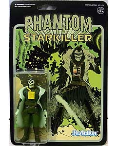 SUPER 7 REACTION FIGURES 3.75インチアクションフィギュア PHANTOM STARKILLER