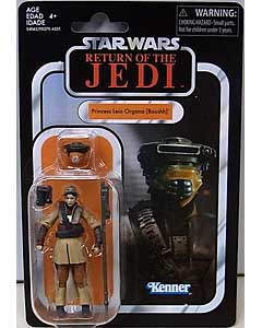 HASBRO STAR WARS 3.75インチアクションフィギュア THE VINTAGE COLLECTION 2019 PRINCESS LEIA ORGANA (BOUSHH) [RETURN OF THE JEDI] VC134
