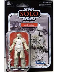 HASBRO STAR WARS 3.75インチアクションフィギュア THE VINTAGE COLLECTION 2019 RANGE TROOPER [SOLO: A STAR WARS STORY] VC128