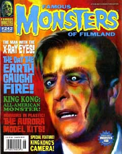 FAMOUS MONSTERS OF FILMLAND #242