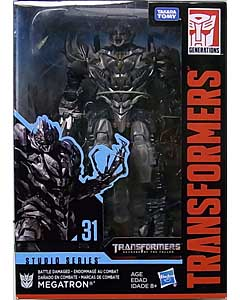 HASBRO TRANSFORMERS STUDIO SERIES VOYAGER CLASS BATTLE DAMAGED MEGATRON #31