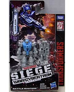 HASBRO TRANSFORMERS SIEGE BATTLE MASTERS AIMLESS