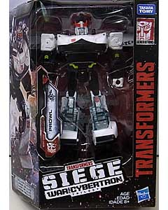 HASBRO TRANSFORMERS SIEGE DELUXE CLASS PROWL