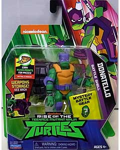 PLAYMATES RISE OF THE TEENAGE MUTANT NINJA TURTLES ベーシックフィギュア BATTLE SHELL DONATELLO