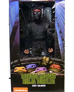 NECA TEENAGE MUTANT NINJA TURTLES [1990 MOVIE] 1/4スケール FOOT SOLDIER