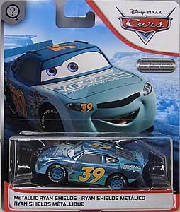 MATTEL CARS 2019 シングル METALLIC RYAN SHIELDS [SCAVENGER HUNT]