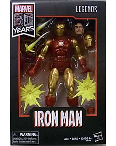 HASBRO MARVEL LEGENDS 2019 MARVEL 80 YEARS IRON MAN