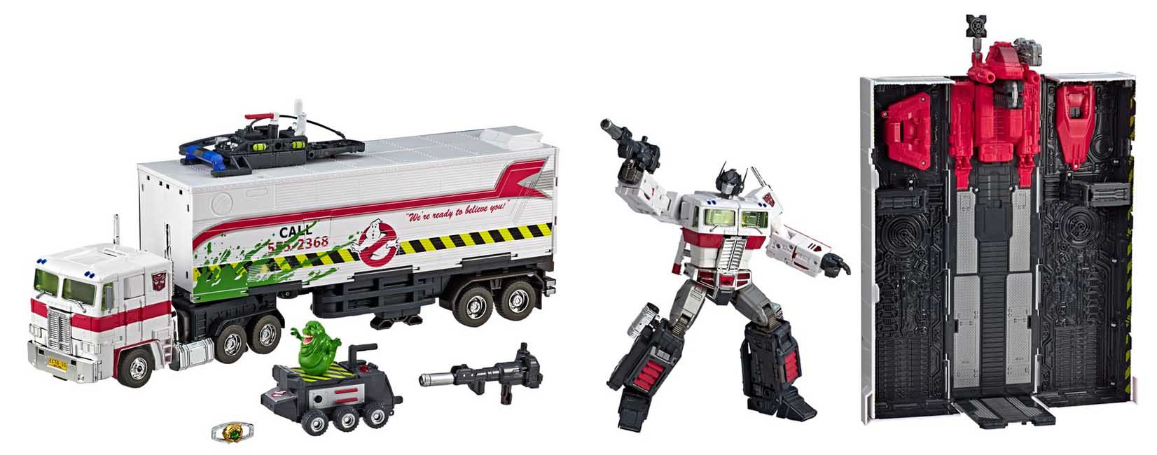 2019年 サンディエゴ・コミコン限定 HASBRO TRANSFORMERS MASTERPIECE MP-10G OPTIMUS PRIME ECTO-35 EDITION