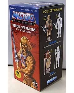 SUPER 7 REACTION FIGURES 3.75インチアクションフィギュア MASTERS OF THE UNIVERSE BLIND BOX CASTLE GRAYSKULL 1 BOX
