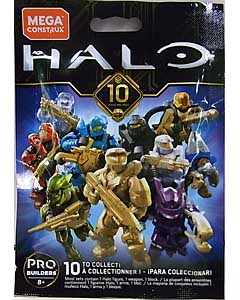 MEGA CONSTRUX HALO 10th ANNIVERSARY SERIES 1PACK