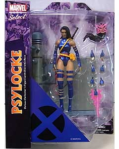 DIAMOND SELECT MARVEL SELECT PSYLOCKE