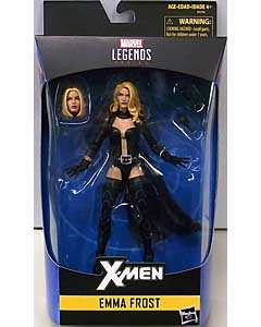 HASBRO MARVEL LEGENDS 2019 WALGREENS限定 X-MEN EMMA FROST パッケージ傷み特価