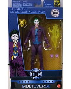 MATTEL DC MULTIVERSE 6インチアクションフィギュア BATMAN 80 YEARS DC ORIGINALS THE JOKER