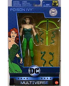 MATTEL DC MULTIVERSE 6インチアクションフィギュア BATMAN 80 YEARS DC ORIGINALS POISON IVY