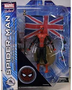 DIAMOND SELECT MARVEL SELECT USAディズニーストア限定 映画版 SPIDER-MAN: FAR FROM HOME SPIDER-MAN