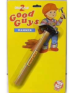 TRICK OR TREAT STUDIOS CHILD'S PLAY 2 GOOD GUYS HAMMER