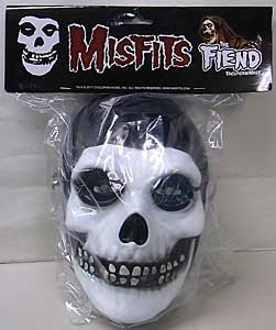TRICK OR TREAT STUDIOS バキュームフォームマスク MISFITS THE FIEND