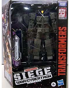 HASBRO TRANSFORMERS SIEGE LEADER CLASS ASTROTRAIN