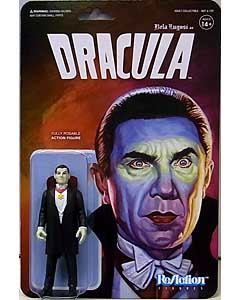 SUPER 7 REACTION FIGURES 3.75インチアクションフィギュア UNIVERSAL MONSTERS DRACULA