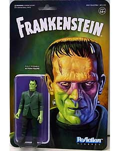 SUPER 7 REACTION FIGURES 3.75インチアクションフィギュア UNIVERSAL MONSTERS FRANKENSTEIN