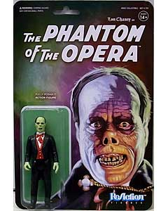 SUPER 7 REACTION FIGURES 3.75インチアクションフィギュア UNIVERSAL MONSTERS THE PHANTOM OF THE OPERA
