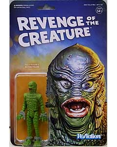 SUPER 7 REACTION FIGURES 3.75インチアクションフィギュア UNIVERSAL MONSTERS REVENGE OF THE CREATURE