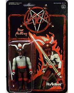 SUPER 7 REACTION FIGURES 3.75インチアクションフィギュア SLAYER MINOTAUR [GLOW IN THE DARK]