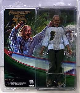 NECA FRIDAY THE 13TH PART 3 8インチドール CORPSE PAMELA VOORHEES