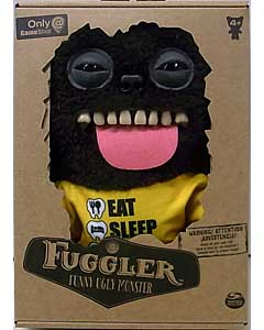 SPIN MASTER FUGGLER FUNNY UGLY MONSTER GAMESTOP限定 9インチプラッシュドール GAMER SIR BELCH