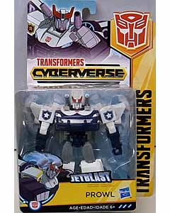 HASBRO アニメ版 TRANSFORMERS CYBERVERSE WARRIOR CLASS PROWL