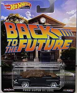 MATTEL HOT WHEELS 1/64スケール 2019 RETRO ENTERTAINMENT BACK TO THE FUTURE FORD SUPER DE LUXE