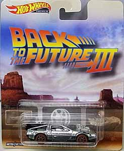 MATTEL HOT WHEELS 1/64スケール 2019 RETRO ENTERTAINMENT BACK TO THE FUTURE PART III BACK TO THE FUTURE - 1955