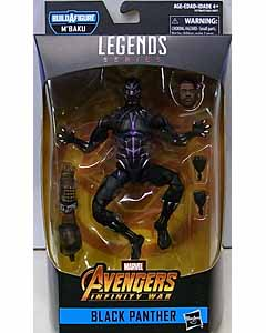 HASBRO MARVEL LEGENDS 2019 BLACK PANTHER SERIES 2.0 映画版 AVENGERS: INFINITY WAR BLACK PANTHER [VIBRANIUM] [M'BAKU SERIES]
