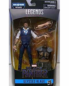 HASBRO MARVEL LEGENDS 2019 BLACK PANTHER SERIES 2.0 映画版 BLACK PANTHER ULYSSES KLAUE [M'BAKU SERIES]