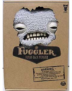 SPIN MASTER FUGGLER FUNNY UGLY MONSTER 9インチプラッシュドール MUNCH [FUZZY GREY]