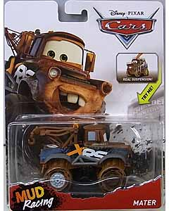 MATTEL CARS 2018 XTREME RACING SERIES MUD RACING DELUXE MATER