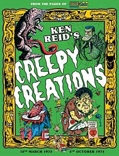KEN REID'S CREEPY CREATIONS ワケアリ特価