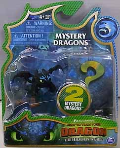 SPIN MASTER HOW TO TRAIN YOUR DRAGON: THE HIDDEN WORLD MYSTERY DRAGONS TOOTHLESS