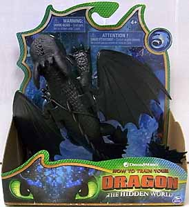 SPIN MASTER HOW TO TRAIN YOUR DRAGON: THE HIDDEN WORLD ACTION FIGURE TOOTHLESS パッケージ傷み特価