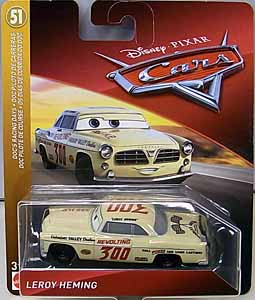 MATTEL CARS 2018 シングル LEROY HEMING