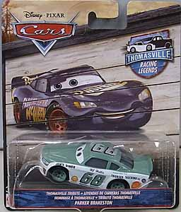 MATTEL CARS 2018 THOMASVILLE RACING LEGENDS シングル PARKER BRAKESTON
