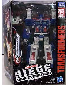 HASBRO TRANSFORMERS SIEGE LEADER CLASS ULTRA MAGNUS
